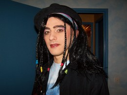 AIE Glandeur en BOY GEORGE